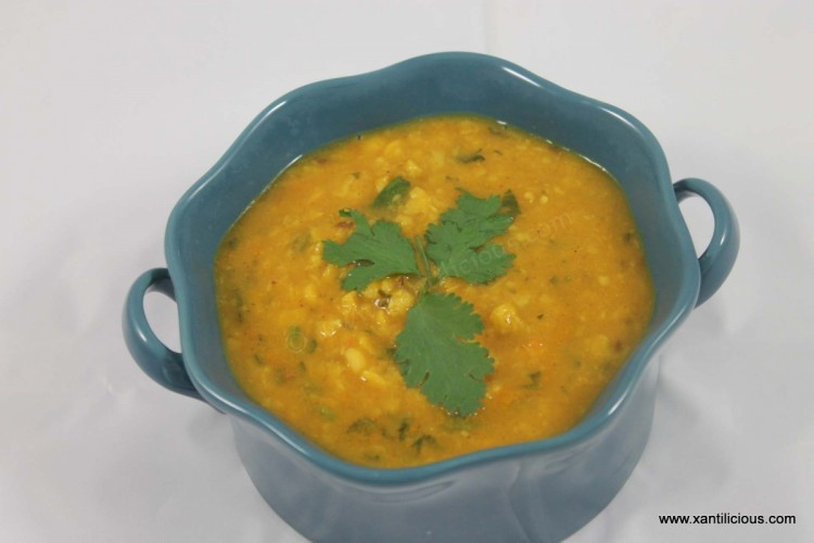 Simple Chana Dal (Split Gram Dal)