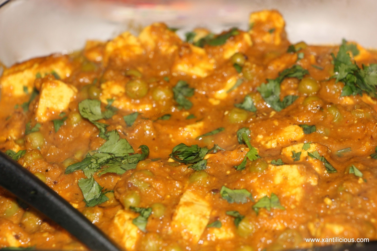 recipe of paneer