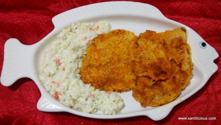 Masala Rawa Fried Fish