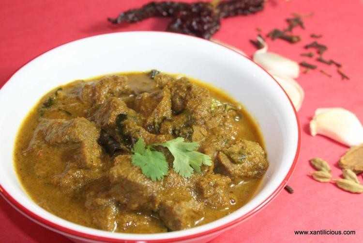 Goan Beef Xacuti