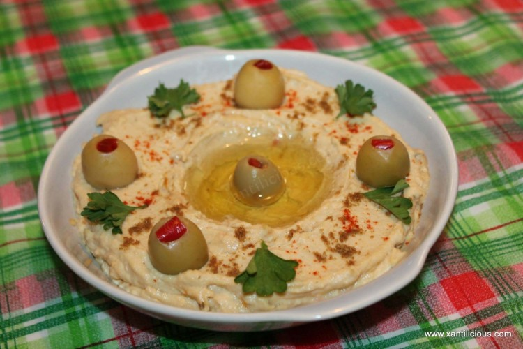 Hummus(Houmous)