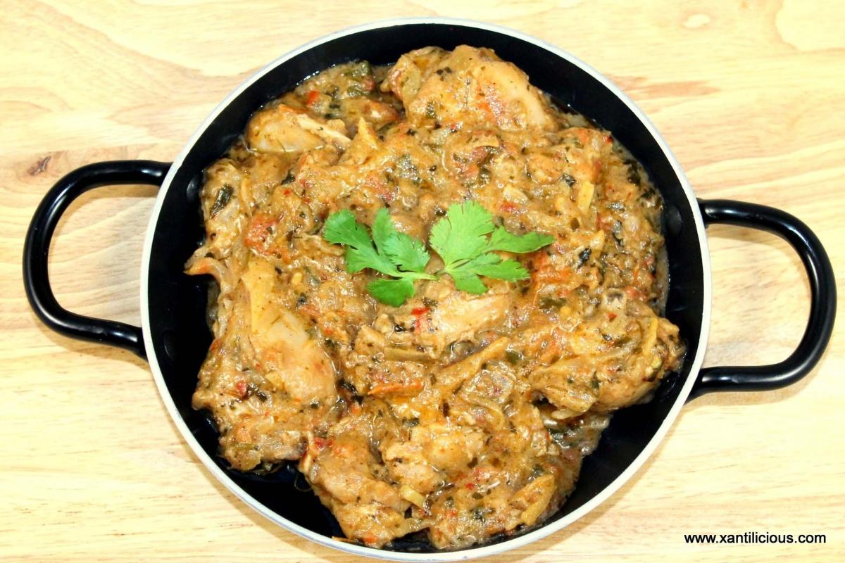 Kadai chicken chicken karahi xantilicious kadai forumfinder Images