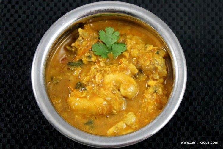 Chicken Chana Dal