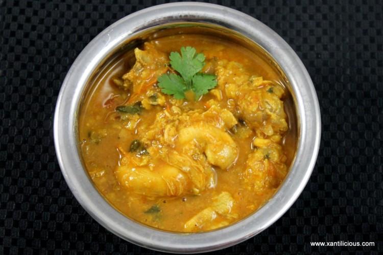 Chicken Chana Dal