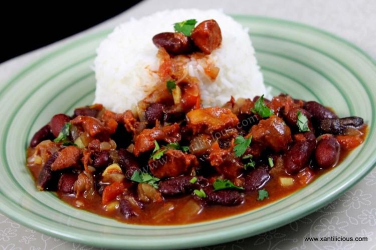 Feijoada (Beans & Goan Chouriço)
