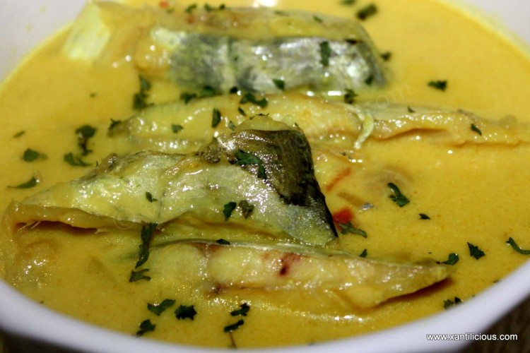 Peixe Caldine(Fish Caldine)