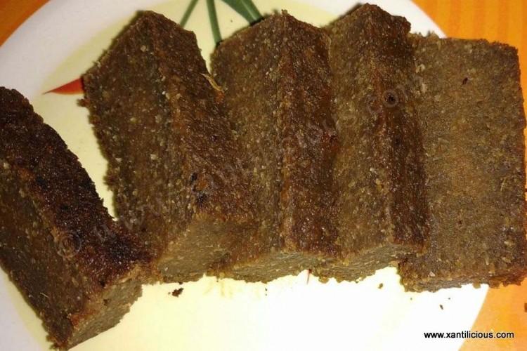 Goan Jackfruit Cake