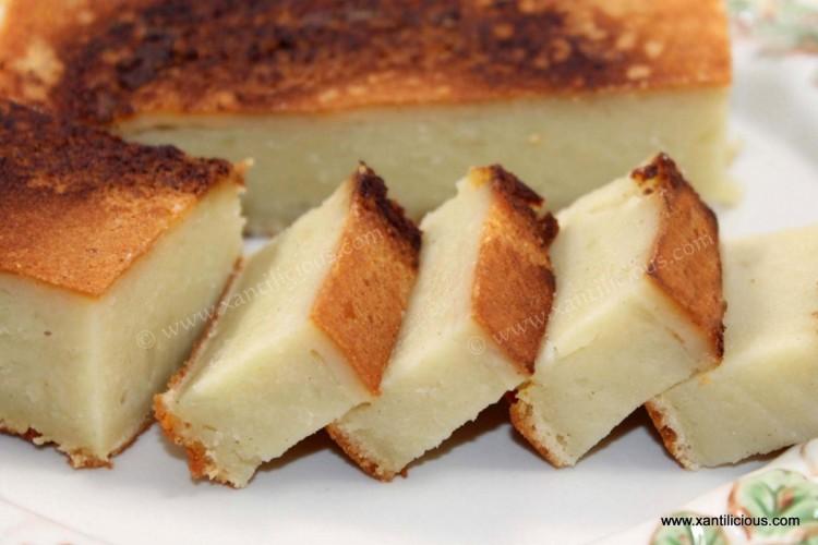 Goan Potato Bebinca (Bebinca de Batata)