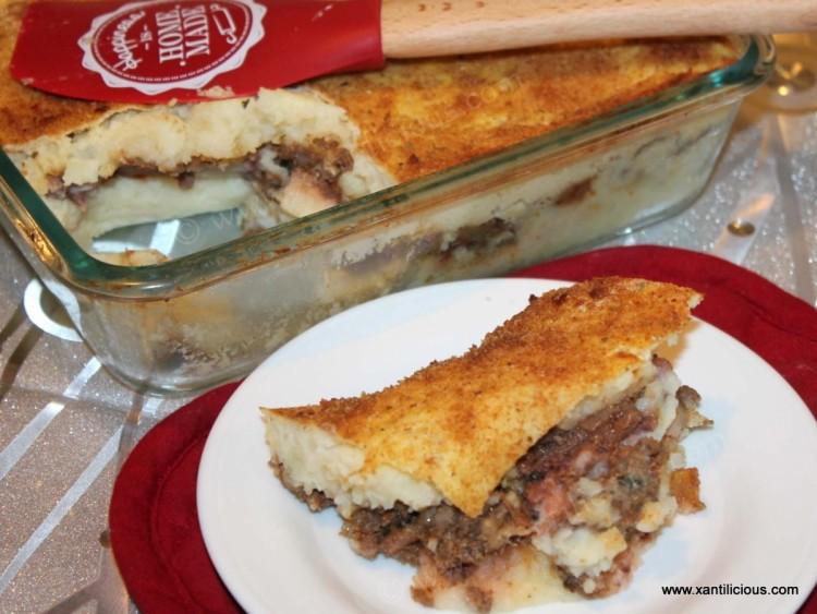 Goan Beef Mince Pie