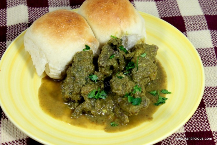 Goan Chicken Xacuti