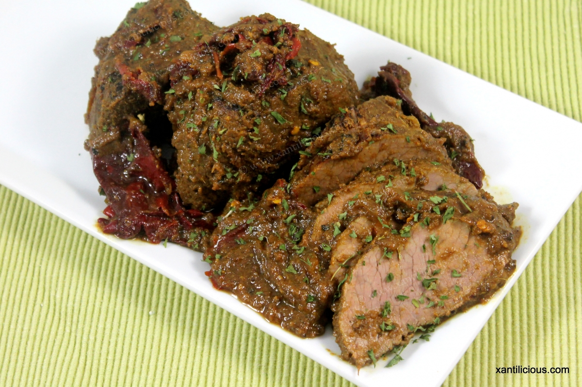 Goan beef roast xantilicious roast meat is an all time goan favorite this is a super moist perfectly seasoned traditional goan tender roast beef recipe that has passed down forumfinder Images