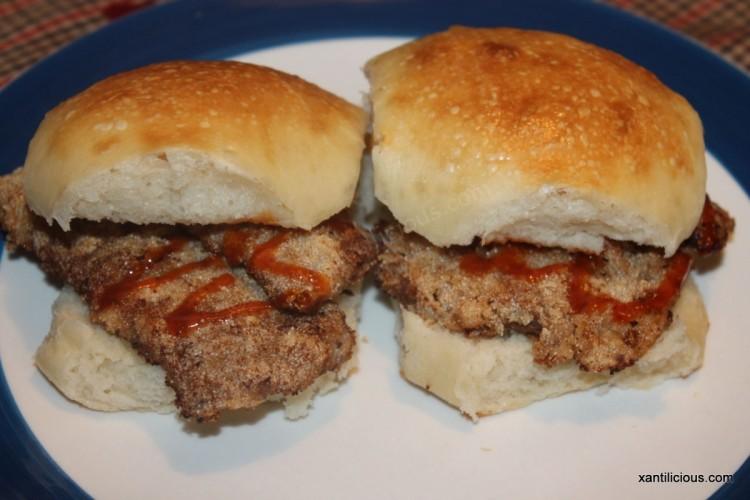 Goan Beef Cutlet Pão