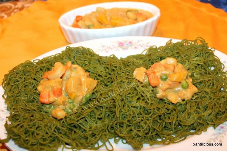 Spinach Shevyo