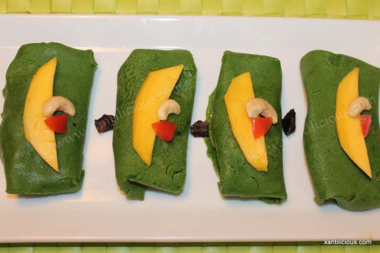 Spinach Alle Belle