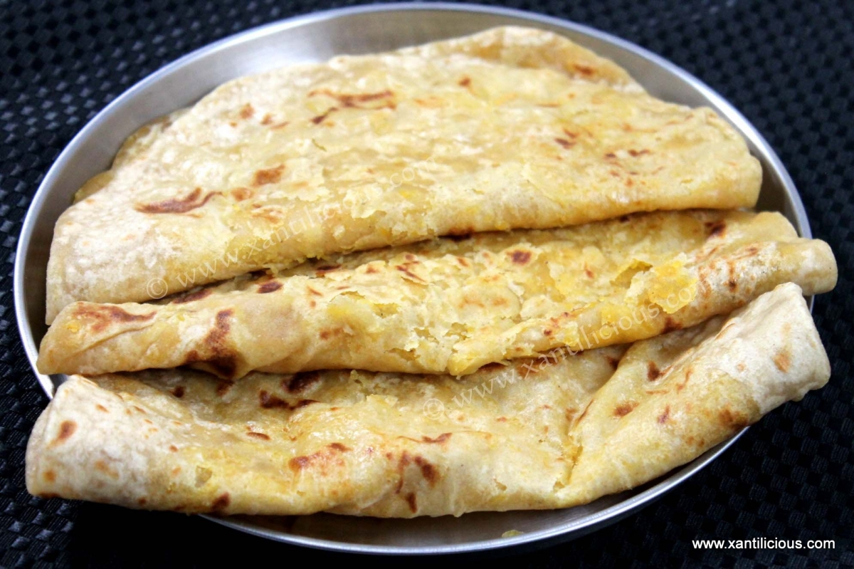 Puran Poli Stay Fresh For Upto 3 Days In A Zip Lock Bag