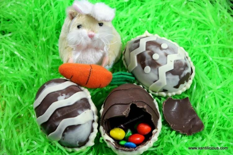 Surprise Inside Easter Eggs