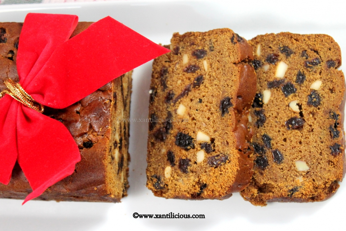 Moist Fruit Cake Recipe With Alcohol